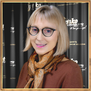O P T I K O Eyewear ~ Optometrist ~ Dr. Kiera Garner ~ OPTIKO