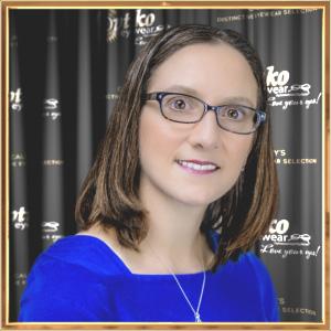 O P T I K O Eyewear ~ Optometrist ~ Dr. Hazel Lema Delong - OTPIKO