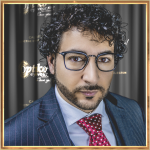 O P T I K O Eyewear ~ Sal Haymour Co-Owner ~ OPTIKO