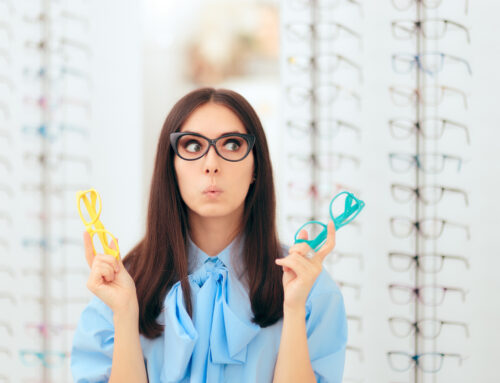 The Cost of Prescription Glasses in Calgary